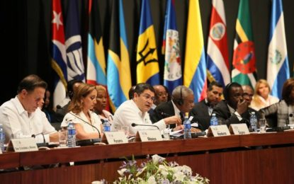 ACS, OAS to help Venezuela through open and inclusive dialogue