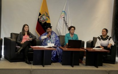 Women need to realize their value- Minister Garrido-Lowe