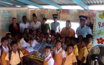 GPF assists Baramita students