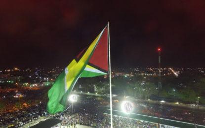 Flag Raising Ceremony at D' Urban Park