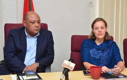 Guyana seeking membership in extractive industries global body