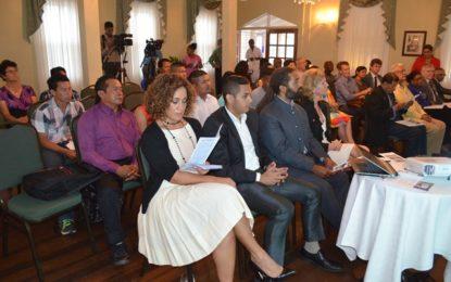 Catch & release draft Arapaima legislation completed