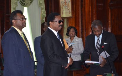 AG hands over Rodney COI report to House Speaker
