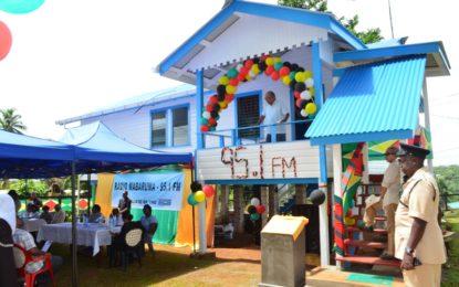 Radio Mabaruma to stimulate economic activities in Region One – Prime Minister