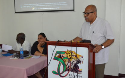 Virtual library on Guyana launched-as part 50th celebrations