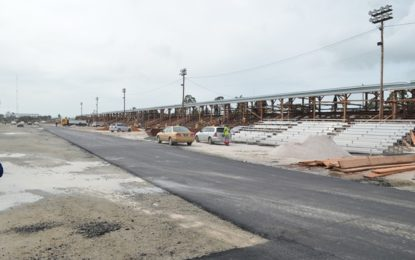 D'urban Park first phase nears completion