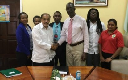 Guyana Lands and Surveys to partner with UNFAO to implement Sustainable Land Development project