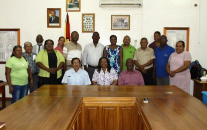 Mahdia gets Social Welfare Officer – Boards of Guardians installed in Regions 8, 9