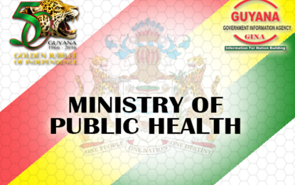 World Hepatitis Day 2016 – Message from the Minister of Public Health,  Hon. Dr. George A. Norton