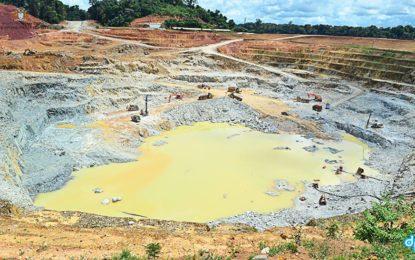 Aurora Mines of Canadian company – DPI Guyana