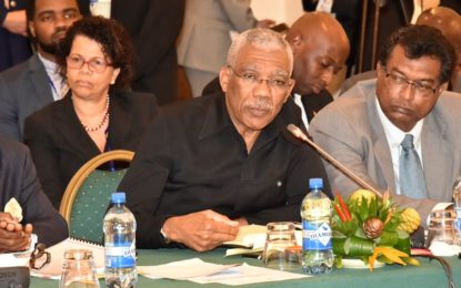 CARICOM Heads committed to smooth functioning of CSME – President Granger