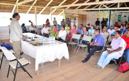 Rupununi is Guyana's future – Prime Minister tells Annai residents