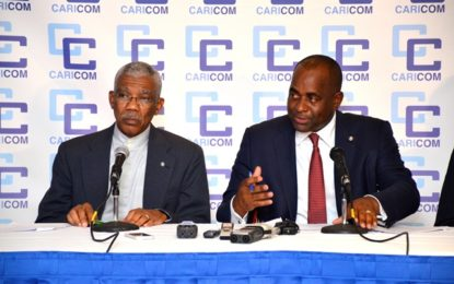 CSME and Free Movement of labour, Security and Chile/ CARICOM high on CARICOM agenda