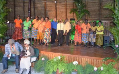 Participants of Hague Convention Conference treated to cultural evening