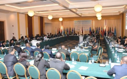 Regional delegates contemplate legal aid in civil, commercial matters