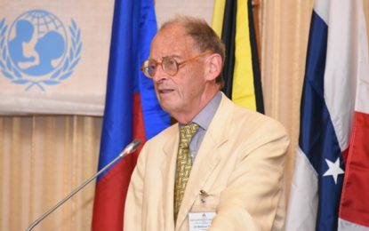 Child protection convention great opportunity for Caribbean as it pushes integration – Sir Matthew Thorpe