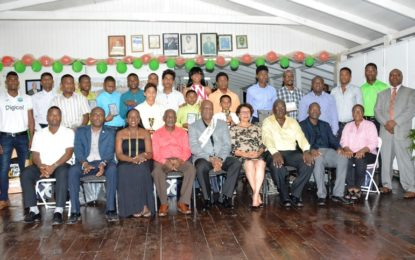 Minister Harmon calls on cricket stakeholders to allow the sport to be a 'unifying force' – Demerara Cricket Club Induction