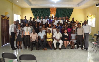 50 youths complete leadership training