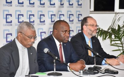 Caricom arrest warrant treaty likely before end of 2016