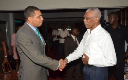 Jamaica and Guyana explore strengthened trade relations and security cooperation