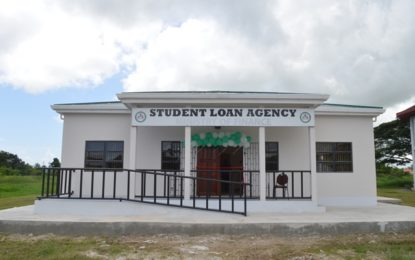 Ministry of Finance's student loan agency gets new home – many borrowers still delinquent
