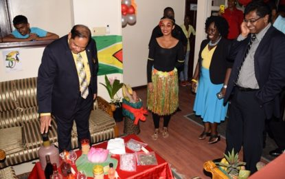 Public Security Ministry hosts CARICOM Culture Day activity   -Prime Minister applauds initiative