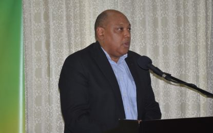 Road map, gov't regulations needed to save lives – Minister Trotman at Mining conference