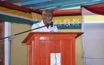 Expand your knowledge base, Minister Scott urges 182 NTPYE graduates of UCITC