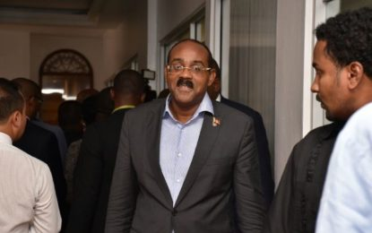 Tourism, investment could be affected by derisking – Antigua and Barbuda PM