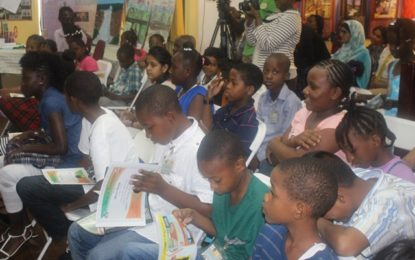 40 children complete 6th annual heritage awareness programme