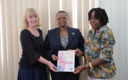 Minister Lawrence pushes Media Literacy Week