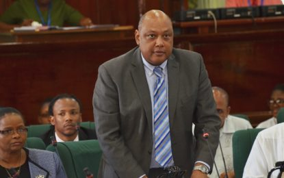 Minister Trotman reports on sub-committee's findings on off-site medical storage facility