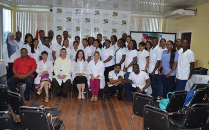 40 Cuban trained medical students to complete internship at regional hospitals
