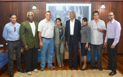 IAC members call on President Granger