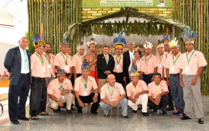 Minister Allicock to work with toshaos to ensure they abide by the laws
