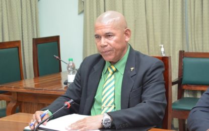 Minister Norton issues press statement