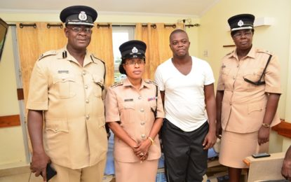Police officer injured on duty receives reconstructive surgery