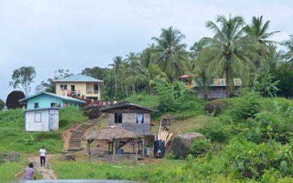 Gov't examines Warapoka's tourism potential