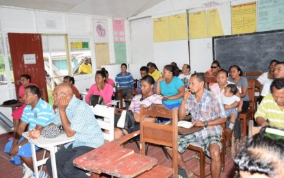 Ministries to address issues affecting Region 10 riverain communities