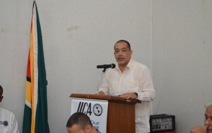 IICA funding to develop Guyana's Bio-inputs for agri sector