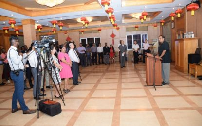 PM lauds China's support for Guyana – commits to deepening bilateral relations