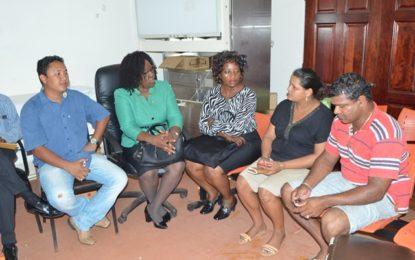 Post- mortem results to soon be released on Lethem hospital stillbirths – Health Ministry team visits mothers
