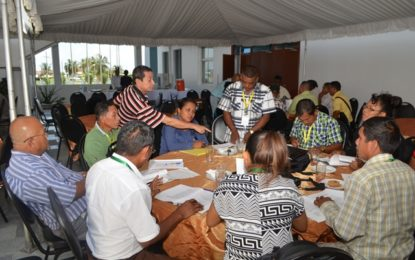 Consultations begin on Amerindian Act revision