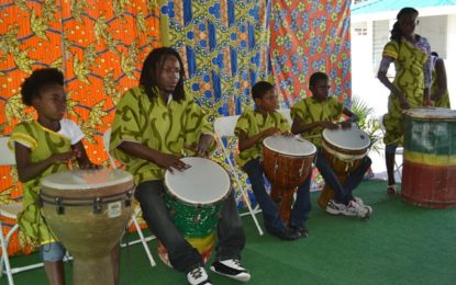 Education Ministry celebrates Emancipation with cultural programme  -90 African culture groups receive support for their activities
