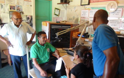 More trained volunteers for Radio Paiwomak