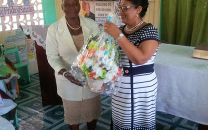 Mrs. Nagamootoo stresses importance of parents input in children's education