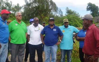 Agriculture- a lucrative industry in Leguan, Wakenaam  -AI programme to be implemented shortly as part of gov't diversification thrust