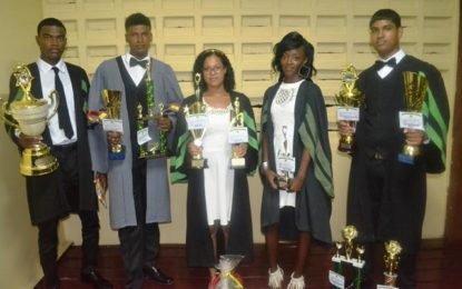 Agriculture must be seen as a tool to tackle youth unemployment across Caribbean – Minister Holder- as  GSA graduates 156