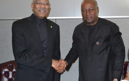 Guyana is a reliable partner in the fight against climate change  – President David Granger