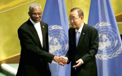 Guyana among 60 countries to have ratified Paris Agreement on climate change